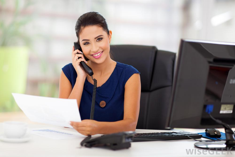 additional information administrative assistant