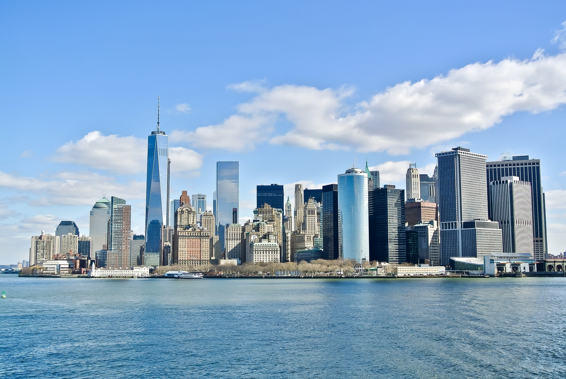 a description of new york