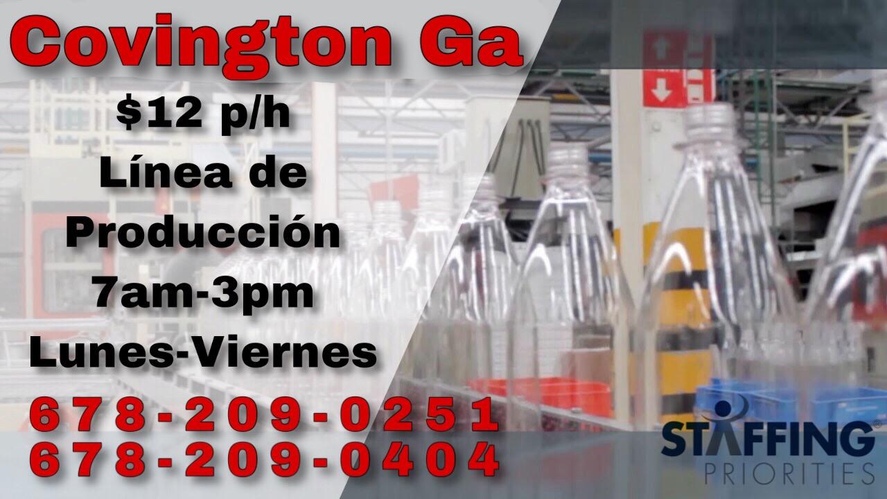 Covington Ad