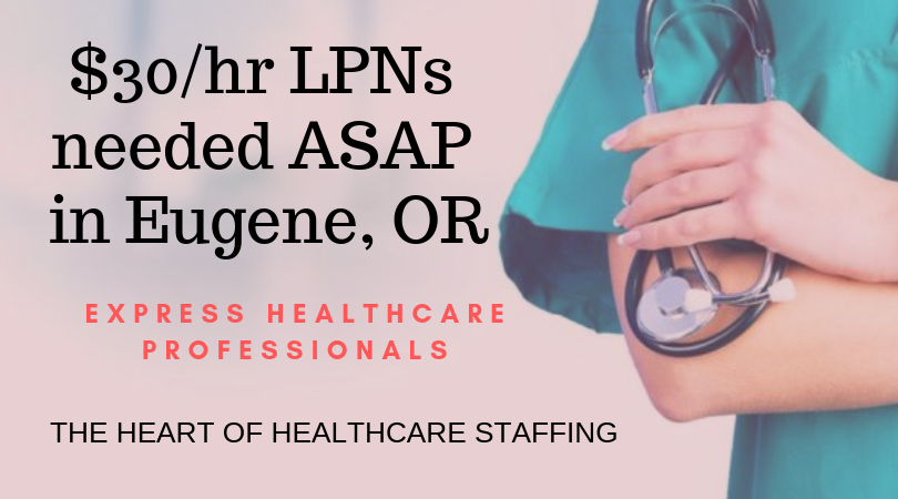 LPNs Needed